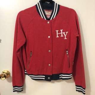 Henleys Varsity Jacket