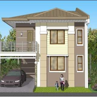 Accessible Sunnyside Heights batasan  Quzeon city House and Lot