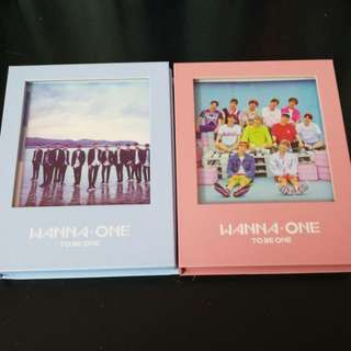 Wanna One To Be One album