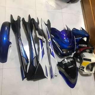 Rxz parts