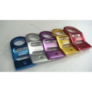 HKS Heavy Duty radiator stay Honda Civic EK/EJ Blue/Purple/Silver   model 33758