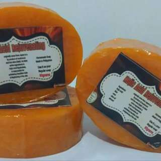 Oval Soap - Kojic Papaya w/ Gluta Soap