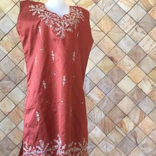Dress atasan baju india