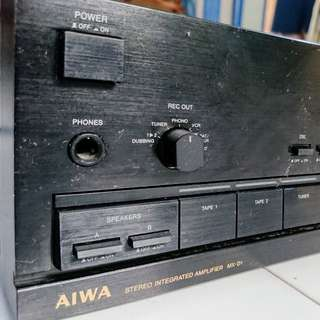 Aiwa Amp from Japan
