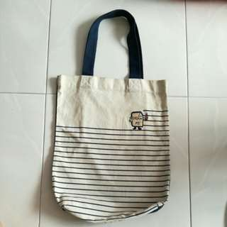 Giveaway Canvas Tote Bag