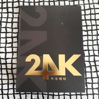 24K 1st Mini Album