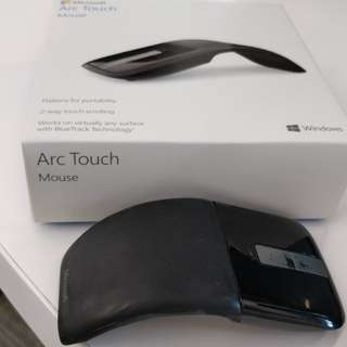 Microsoft Arc Touch Mouse USB