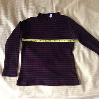 Top (size110, 3 years old)