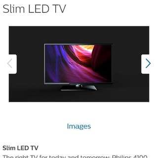 Philips 32inch slim tv