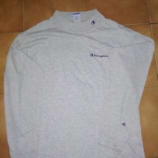 Champion longsleve authentic