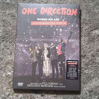 One Direction Where We Are (Live at San Siro Stadium)