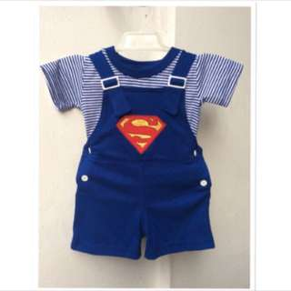Superman Jumper with Shirt
