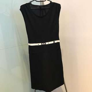 Cut Label Dress