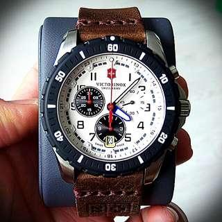 Victorinox Swiss Army Maverick Sport Chronograph Panda watch