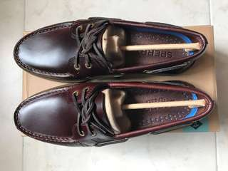 Sperry A/O Boat Shoes(Amaretto)