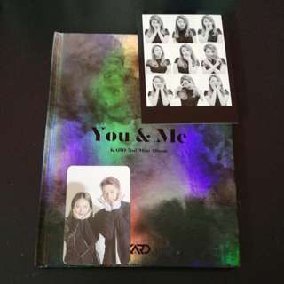 Kard You In Me Album