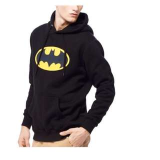🚚 Caco 蝙蝠俠 鋪棉帽T