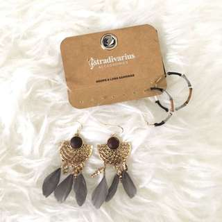 Stradivarius Earrings (was 180.000)
