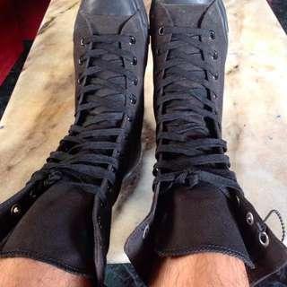 Midcut orig rare converse black