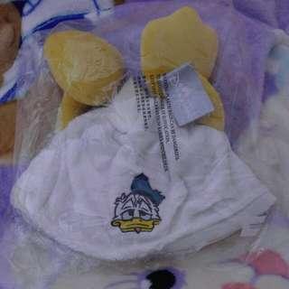 迪士尼唐老鴨3D造型帽