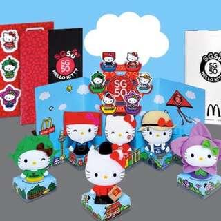 SG50 Hello Kitty Collectable