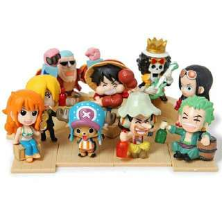 Anime key chain and collectios