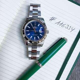 Rolex Datejust 116334