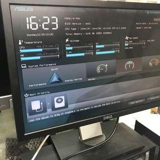 dell p2210 monitor 22 inch