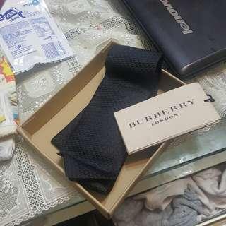 Burberry領帶