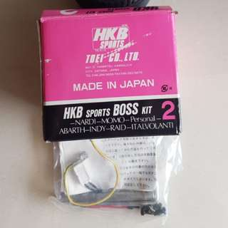 HKB Boss Kit 2