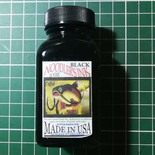 NOODLER'S BLACK  3oz (90ml) bulletproof