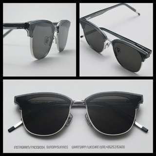 Gentle Monster Till Dawn clubmaster Sunglasses 2018