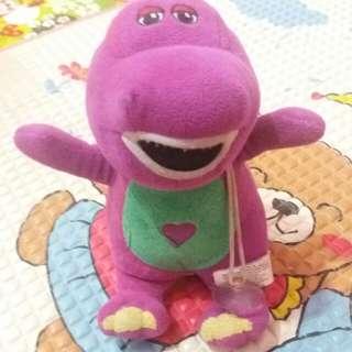 Barney musik