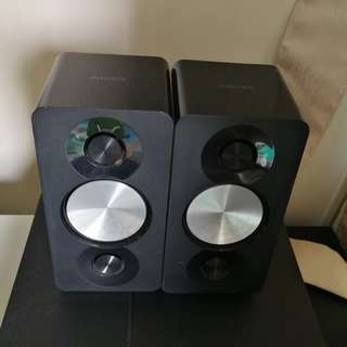 5 speakers with 1 woofer for sale