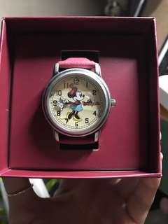 Hong Kong Disneyland Minnie Mouse Watch