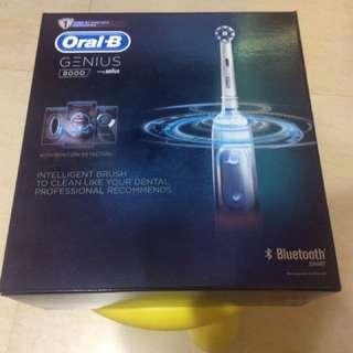 Oral B Genius 8000 藍牙電動牙刷