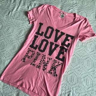 Victoria's Secret Shirt (Pink)