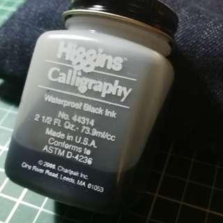 Higgins Calligraphy Waterproof Ink