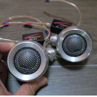 AudioBahn Performance Sound Tweeters