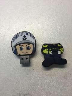 交通警察USB 7.51 GB
