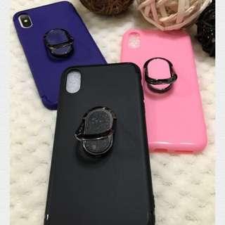 🈹 買一送一 iPhone X 企架指環磁鐵三合一手機電話殼 Phone Case