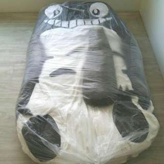 Totoro washable mattress (New and unused)_ Moving out sales
