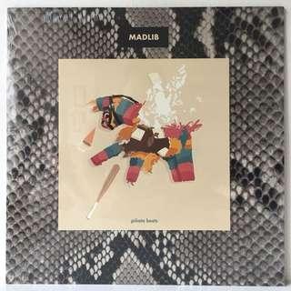Madlib – Piñata Beats (2014 USA Original - SEALED - MINT)
