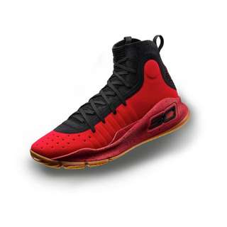 Under Armour Curry 4 Bred