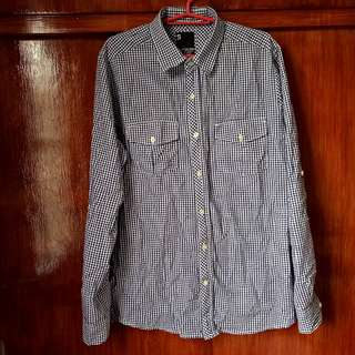 Cotton On checkered long sleeves
