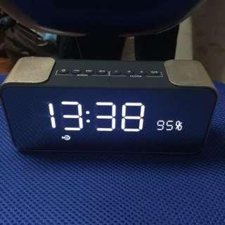 全新電子收音機閙鐘