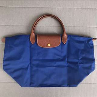 [readystock] Longchamp Le Pliage (medium with short handles)