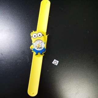 Minion手錶