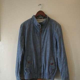Debenhams Herrington Blue Jacket