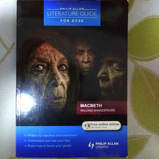 Macbeth Literature Guide by Philip Allan